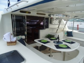 Catamaran boat rental in Island Water World, Netherlands Antilles