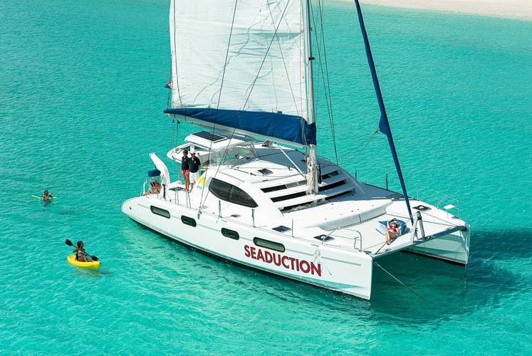 Cruise the Caribbean in Ultimate Relaxation aboard this Cat