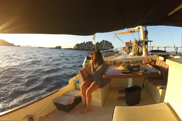 Boating is fun with a Classic in St John