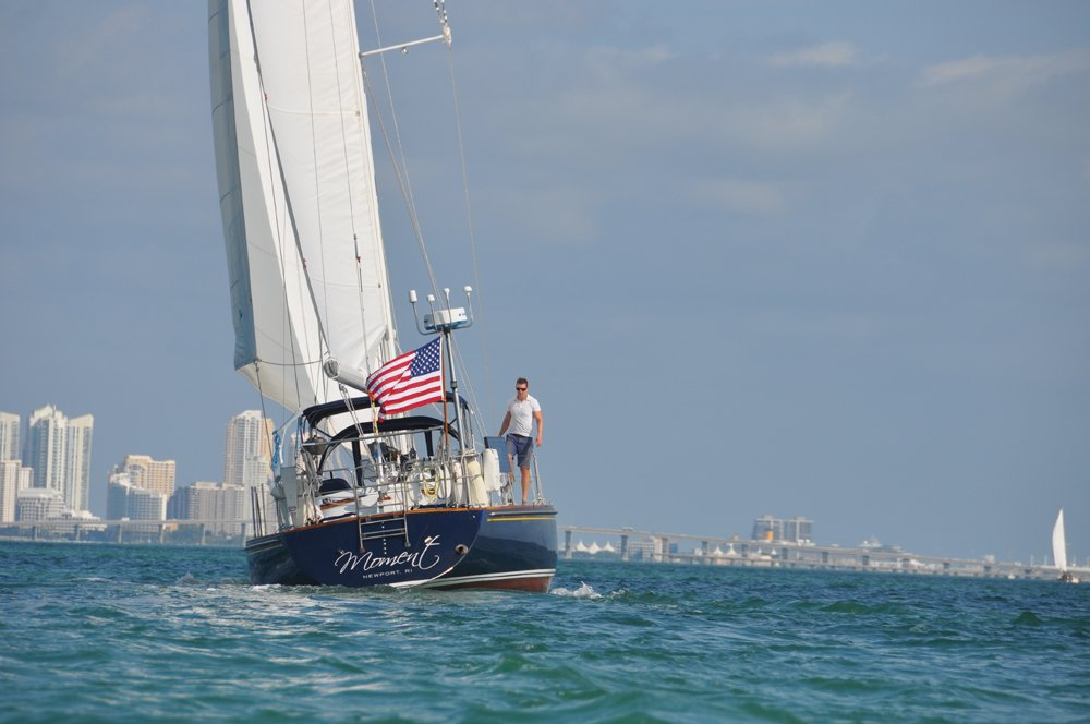 Rent A Stevens 47 47 Sailboat In Provincetown Ma On Sailo