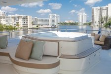 thumbnail-12 Azimut 116.0 feet, boat for rent in Aventura, FL