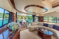 thumbnail-7 Fairline 59.0 feet, boat for rent in Tortola, VG