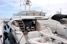 thumbnail-9 Fairline 59.0 feet, boat for rent in Tortola, VG
