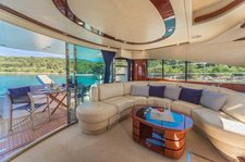 thumbnail-8 Fairline 59.0 feet, boat for rent in Tortola, VG