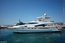 Cruise the BVI on this Fairline 58