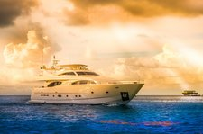 thumbnail-1 Ferretti 94.0 feet, boat for rent in Miami Beach, FL