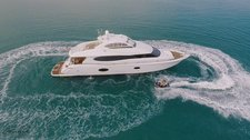 thumbnail-1 Lazzara 84.0 feet, boat for rent in Miami Beach, FL