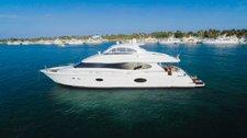thumbnail-2 Lazzara 84.0 feet, boat for rent in Miami Beach,