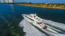 thumbnail-9 Lazzara 84.0 feet, boat for rent in Miami Beach, FL