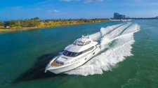 thumbnail-7 Lazzara 84.0 feet, boat for rent in Miami Beach, FL