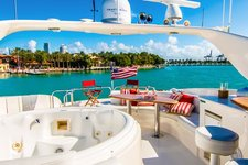 thumbnail-2 Lazzara 84.0 feet, boat for rent in Miami Beach, FL