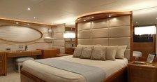thumbnail-7 Lazzara 84.0 feet, boat for rent in Santa Fe Playa, CU