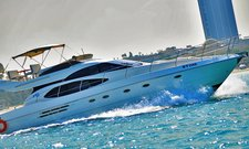 Private Luxury Yacht in Dubai Marina