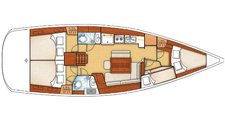 thumbnail-7 Beneteau 43.0 feet, boat for rent in Santa Cruz de Tenerife, ES