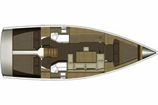 thumbnail-5 Dufour Yachts 38.0 feet, boat for rent in Horta, PT