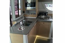 thumbnail-3 Fountaine Pajot 41.0 feet, boat for rent in Santa Fe Playa, CU