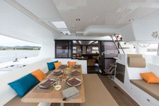 thumbnail-4 Fountaine Pajot 44.0 feet, boat for rent in Santa Fe Playa, CU