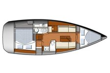thumbnail-7 Jeanneau 33.0 feet, boat for rent in Marina del Rey,