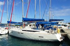 Enjoy the BVI's aboard this Beautiful Jeanneau 409