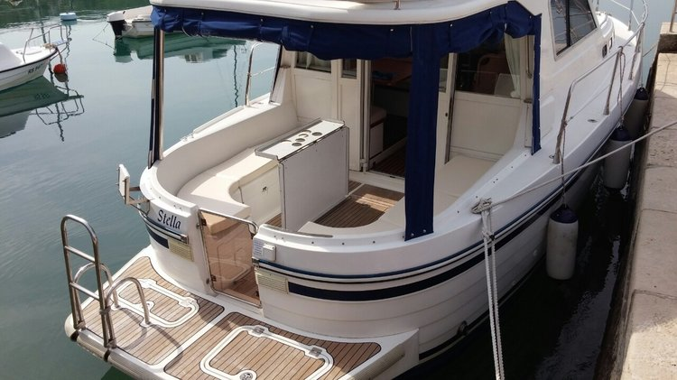 Boat rental in Pula,