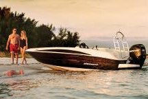 Performance boat rental in Miamarina at Bayside, FL