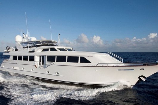 Indulge in the Caribbean aboard this Yacht