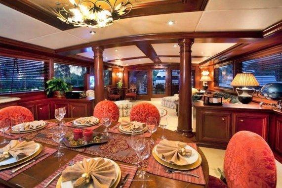 Boat for rent Broward 103.0 feet in Nanny Cay Resort & Marina,