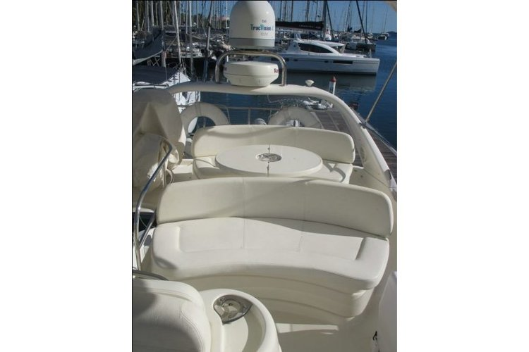 Boat for rent Cranchi 51.0 feet in Nanny Cay Resort & Marina,