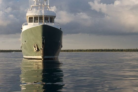 Custom's 122.0 feet in Havana