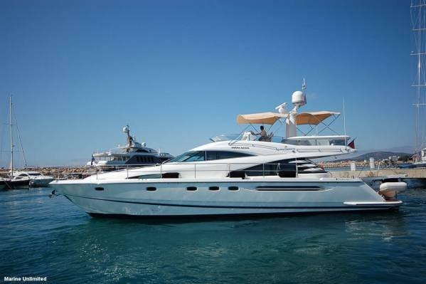 Boat for rent Fairline 58.0 feet in Nanny Cay Resort & Marina, British Virgin Islands