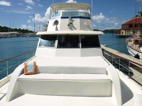 Convertible boat rental in Nanny Cay Resort & Marina, British Virgin Islands