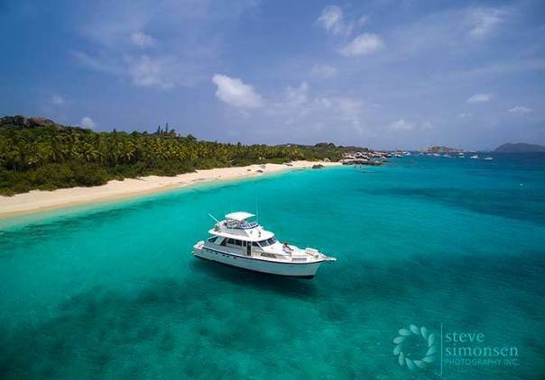 Enjoy the Perfect Caribbean Vacation aboard this Yacht