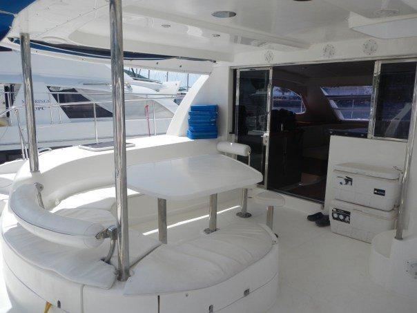 Catamaran boat rental in Nanny Cay Resort & Marina,