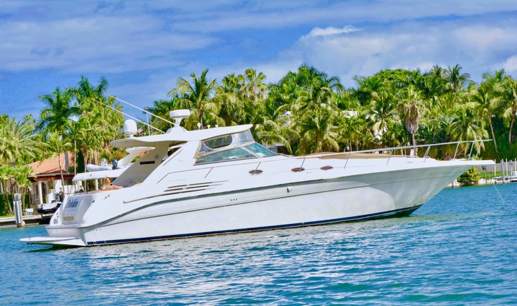 Yacht Party Rental in Miami - 45' Sea Ray!