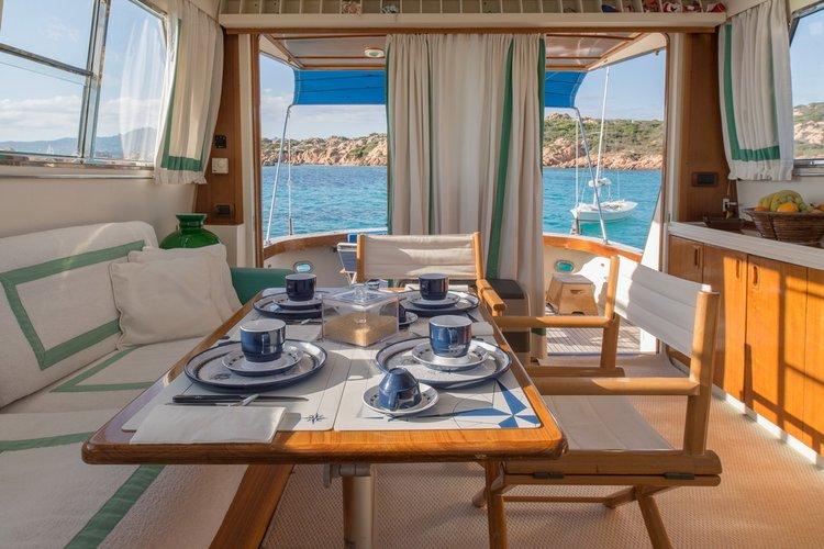 Classic boat rental in Marina di Porto Rotondo ,