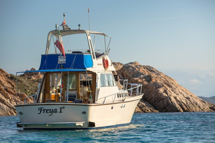Boat rental in Sardinia,