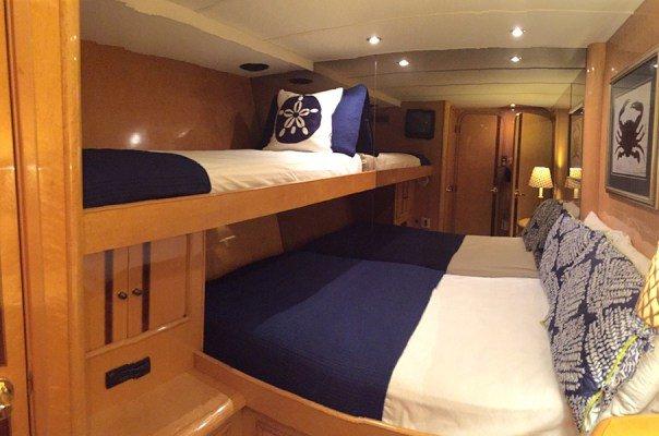 Boat for rent Tarrab Yachts 92.0 feet in Nanny Cay Resort & Marina, British Virgin Islands