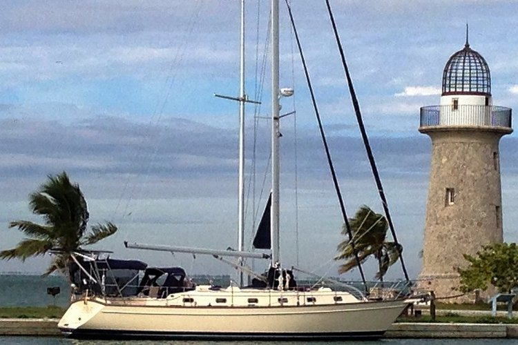 Boat for rent Island Packet 46.0 feet in coconut grove, FL