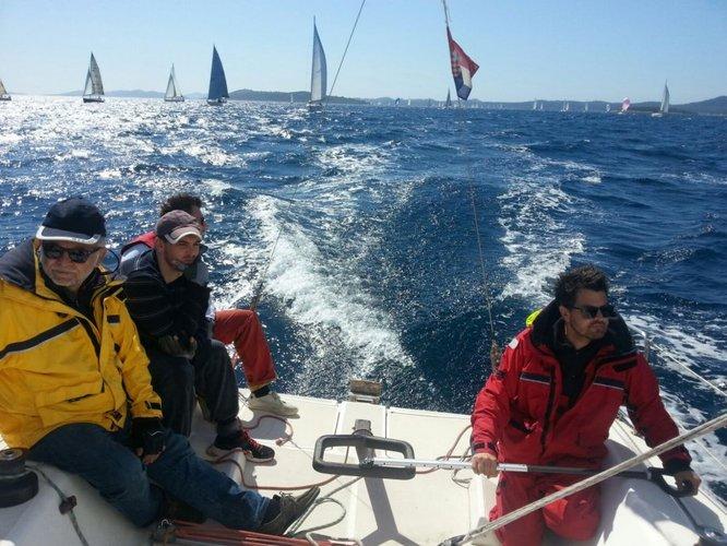 Justin yachts's 30.0 feet in Zadar region