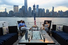 thumbnail-3 Guy Couach 97.0 feet, boat for rent in Weehawken, NJ
