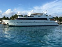 Enjoy 100 Feet of Luxury for your next Charter Vacation