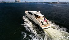 Turn Heads in Miami Aboard this Sleek Lazzara