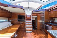 thumbnail-7 Savannah 56.0 feet, boat for rent in Chicago, IL