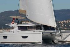 Enjoy all of the BVI on-board this amazing catamaran