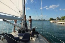thumbnail-25 Island Packet 46.0 feet, boat for rent in Miami,