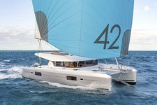 thumbnail-1 Lagoon 42.0 feet, boat for rent in Road Town, VG