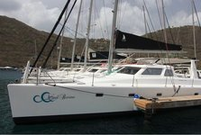 Experience this amazing Catamaran in Tortola