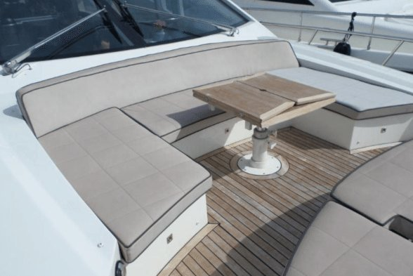 Boating is fun with a Express cruiser in Cannes