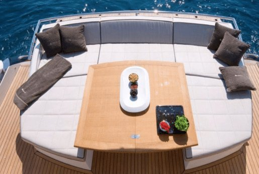 Express cruiser boat rental in Cannes,