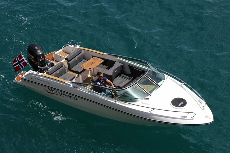 Boat for rent Nordkapp 27.0 feet in Hvar, Croatia